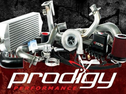Xquattro: Kit Turbo Prodigy Performance Jeep JK 3.6 litri V6