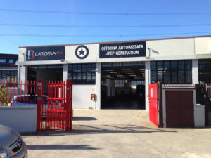 Larossa 4×4: officina & accessori