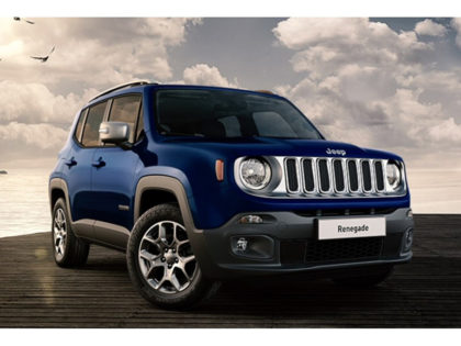 Jeep Renegade in pronta consegna a € 33.355