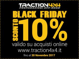Black Friday by Traction4x4!!!