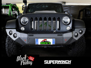 Rock's 4×4: è giunta l'ora del Black Friday!!!