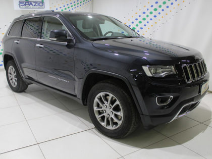 SPAZIO Group: Jeep Grand Cherokee Limited a 42.900 euro