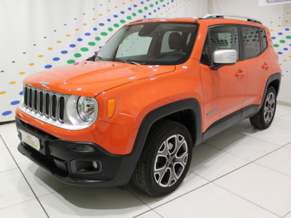 SPAZIO Group: Jeep Renegade Limited a 21.500 euro
