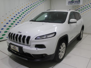 SPAZIO Group: Jeep Cherokee Limited a 27.900 euro
