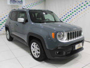 SPAZIO Group: Jeep Renegade Limited a 22.900 euro