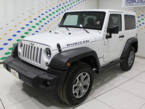 SPAZIO Group: Jeep Wrangler Rubicon a 34.900 euro
