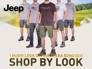 Jeep® Outfitter: shop by look!!!