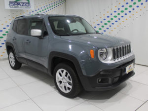 SPAZIO Group: Jeep Renegade Limited a 24.900 euro