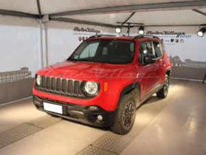 Motor Village Outlet: Jeep Renegade Trailhawk a 22.500 euro