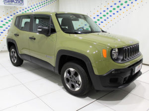 SPAZIO Group: Jeep Renegade Sport a 17.900 euro