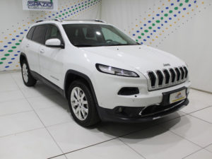 SPAZIO Group: Jeep Cherokee Limited a 29.900 euro
