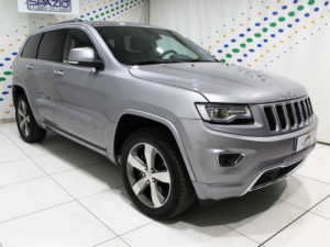 SPAZIO Group: Jeep Grand Cherokee Overland a 32.900 euro
