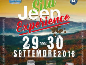 Rock's Sila Jeep Experience