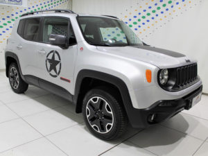 SPAZIO Group: Jeep Renegade Trailhawk a 21.900 euro