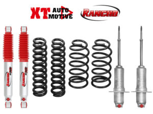 Traction 4×4: kit rialzp +4cm completo, per Jeep Cherokee KK