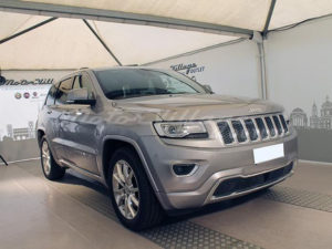 Motor Village Outlet: Jeep Grand Cherokee Overland a 28.900 euro