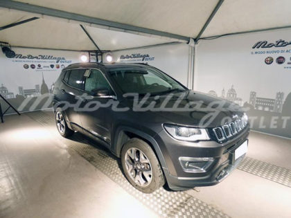 Motor Village Outlet: Jeep Compass Opening Edition a 28.900 euro