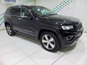 SPAZIO Group: Jeep Grand Cherokee Limited a 35.900 euro
