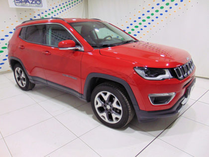 SPAZIO Group: Jeep New Compass Limited a 33.900 euro