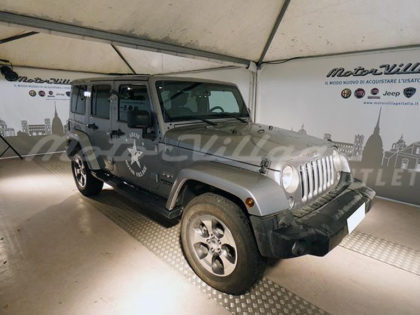 Motor Village Outlet: Jeep Wrangler Unlimited Sahara a 40.316 euro