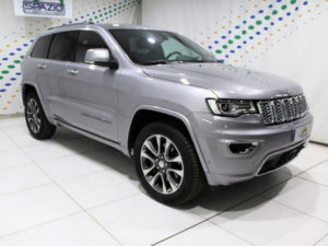 SPAZIO Group: Jeep Grand Cherokee MY17 a 53.900 euro