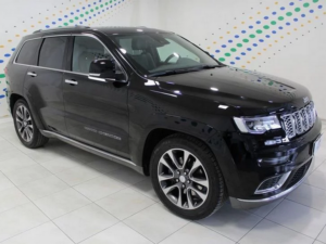 SPAZIO Group: Jeep Grand Cherokee Summit a 43.900 euro