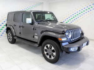 SPAZIO Group: Jeep Wrangler JL Unlimited Sahara a 52.900 euro