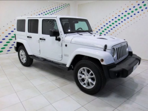 SPAZIO Group: Jeep Wrangler JK Unlimited a 37.900 euro