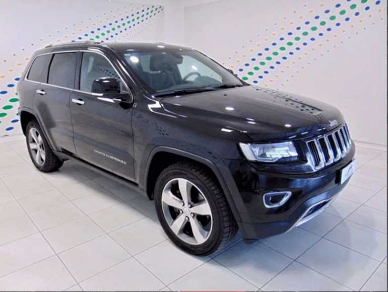 SPAZIO GROUP: JEEP GRAND CHEROKEE LIMITED