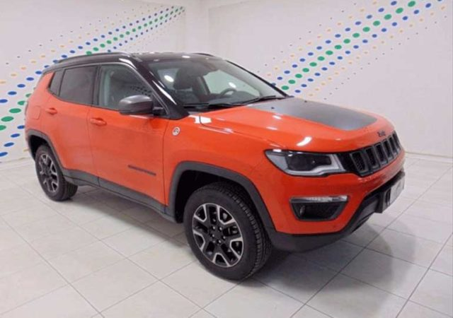 SPAZIO GROUP: JEEP COMPASS TRAILHAWK A