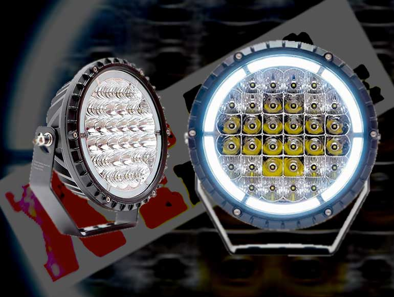 faro LED XT AUTOMOTIVE ECE R112 Traction 4x4